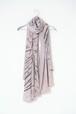 「糸」103-x.x  stole  #beige pink