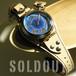 腕時計「カレイドスコープ 瑠璃ブルー」TYPE-11 / METALLIC BLUE