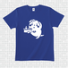ゆっポくんTシャツ ブルー