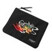 STUDIO POUCH - STONED DRAGON (BLACK) / RUDE GALLERY