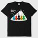 BlackBassQuintetオリジナルTシャツ/ミラー