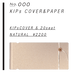 コピー:KIPs COVER&PAPER [natural]