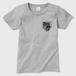 【送料無料】にせぽっけTシャツ WOMEN GRAY