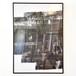 ポスター50cm×70cm /black ink (フレーム付き)