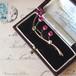 Antique Ruby Diamond Brooch