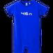 46n ロンパース / ロイヤルブルー