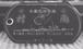 村雨(白露型駆逐艦)【名前刻印有】 ドックタグ・アクセサリー/グッズ