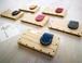 a card case ホワイトアッシュ 無垢材と本革の名刺入れ | 木で作ったナチュラルでおしゃれな名刺入れ tackle wood design