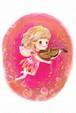PCS010 「ヴァイオリンを弾く妖精」ポストカード12枚セット