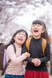 大村CANDY PHOTO撮影会 桜の下でファミリー撮影(卒園・卒業・入学記念撮影も♪)