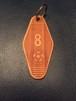 FOOTART ナンバー8 キータグ