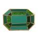 バースストーン ピンバッチ 誕生石 5月Emerald