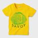 SAVOY(サボイ・キャベツ)1  キッズTシャツ デイジー