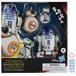 スターウォーズ 2019 ギャラクシーオブアドベンチャー R2-D2 BB-8 D-O 3パック アクションフィギュア
