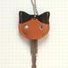 猫の本革キーカバーM KCM104