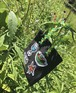 """Glass"" Wrist bag by Jessica Tremaine"