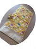 【出産祝いCoLoシート】093A  雲とゾウさん 黄色