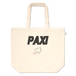 トートバッグ 「PAXI パクチー」ナチュラル Lサイズ