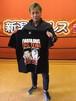 グレート小鹿×シマ重野 タッグチームTシャツ