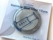 Stainless Steel Filter 13μm for AeroPress coffee maker
