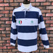 1990s Benetton Rugby Shirt #11 Made In Italy Large