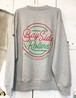 """""""BAY SIDE ROLLERS"""" HEAVY WEIGHT CREW NECK SWEAT"""