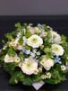 【生花】 冠婚葬祭 バスケットフラワーアレンジメント