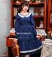 9927コスプレ衣装 ロリータ衣装 ロリータ服 可愛い 少女風 Lolita ワンピース 長袖 半袖