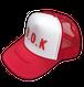 B.O.K CAP -RED-