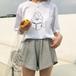 【お取り寄せ商品】ガールズプリントTシャツ 7279