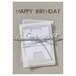 バースデーカード Garland Card Happy Birthday!  #160