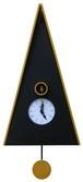 ピロンディーニ時計 102-blackpainted-yellowroof