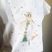 (即日発送・在庫残りわずか)★ロパートキナコラボ★ ロシアの踊りTシャツ(レディース)