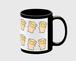 くまノンのマグカップ