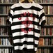 S / S Tシャツ THE COLTS LIVING DEAD ボーダー