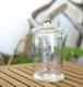 【ガラス容器】Glass jar S(直径80mm xh150mm)