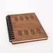 木のノートブックI グリーンズ(木製ルーズリーフ)