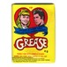 1978 - GREASE 映画 - トレーディングカードパック