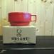 HASAMI / BLOCKMUG SOUP RED(HA-3-2)