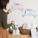 Rabbit craft art mini