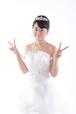 【0144】ポーズを取る花嫁