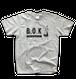 B.O.K T-shirt -grey&black ver.-