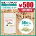【 お試しセット7日分 】和漢ハーブサプリGajutsu 56粒