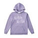 BURITSU NO BITE, NO FISH PullOver : Purple