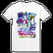 磋藤にゅすけ・シギコラボTシャツ(ホワイト)