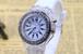 カラフル腕時計(白)