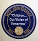 "Patch""CHILERUN Our Vision of Tomorrow"