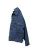 【No. BS609-L】 Unisex Docking Jean Jacket-Left