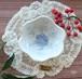 田頭由起  雪の花 小皿A