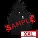 sa'Toshl オリジナルジップパーカー TYPE-D-XXL